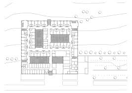 residential home floor plans gallery of epilepsy residential care home atelier martel 22