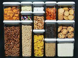 bocaux cuisine rangements de la cuisine 10 solutions pratiques et économiques