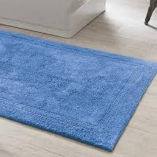 Teal Bath Rugs Signature Blue Bath Rug Pine Cone Hill