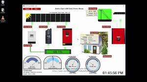 Off Grid Floor Plans 48 Volt Off Grid System Why I Built It Youtube