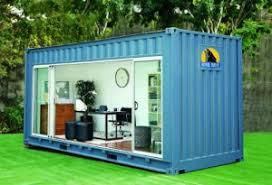 bureau container un container comme bureau ça vous dit maison