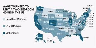 two bedroom home how much do you need to earn to rent an apartment in the us
