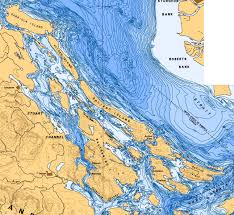 Ocean Maps World Ocean Depths Map Wallpaper Mural Ocean Depth Design Mapping