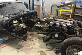 jaguar e type series 1 1962 evoke classics