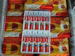 Glutax Inj gluta injection glutax gold velocity 300gs