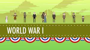 america in world war i crash course us history 30 youtube