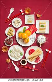 cuisine reunion flat lay year food ภาพสต อก 766361926