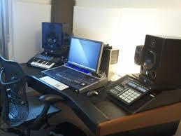 Audio Studio Desk by Bedroom Studio Desk 2017 And Small Recording Design Ideas Pictures