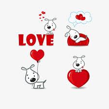 imagenes de amor con muñecos animados amor amor dibujos animados cachorro amor amor dibujos animados