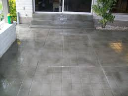 Tiling A Concrete Patio by Modern Concrete Patio Colors With Am Licensed And Fully Insured 5