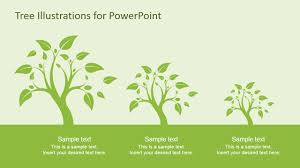 decision tree in powerpoint slidemodel