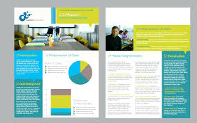 brochure templates for school project template channel template
