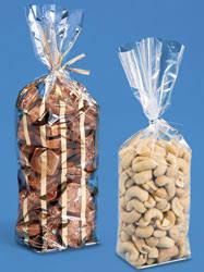 plastic cellophane bags