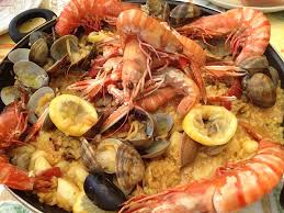 la cuisine au piano fruits de mer