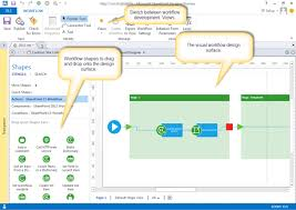 sharepoint designer getting familiar with visual designer for workflow in sharepoint