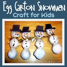 little family fun winter crafts u0026 activities for kids