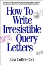 how to write a query letter and get your article published