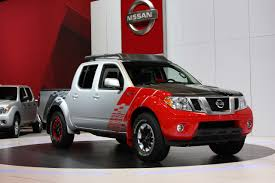 Nissan Frontier Diesel Runner Concept Chicago 2014 Photo Gallery
