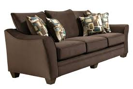 Sleeper Chaise Sofa by Cozy Microfiber Sofa Bed With Storage Thomas Sleeper Chaise 11637