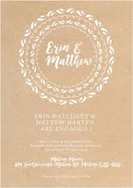 Engagement Card Invitation Wording Wedding Invitations U0026 Cards By Elly