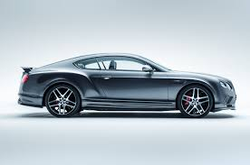 bentley coupe 2017 700 hp 2017 bentley continental supersports revealed