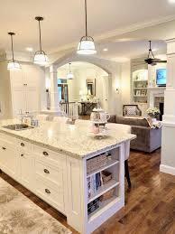 venetian gold light granite white kitchen off white cabinets sherwin williams conservative