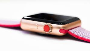 3 by Apple Watch Series 3 Hands On The 399 Stealth Watch Phone Cnet
