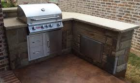 patio extension with bbq remodeling contractor complete
