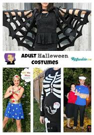 Black White Striped Halloween Costume 36 Family Halloween Costume Ideas Tip Junkie