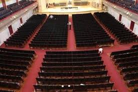 boston pops table seating overnight sensation boston s symphony hall gets a fast make over