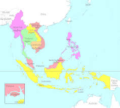 map of australia and oceania countries and capitals capital capitals oceania material world throughout australia map