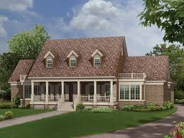 southern house plans richardson southern home house plan front and sitting rooms