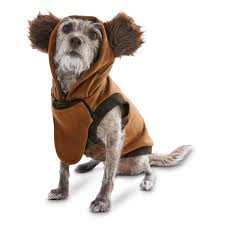 star wars pet products repel the sith with cuteness ewok dog