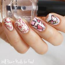 How To Decorate Nails At Home 28 Valentine U0027s Day Nails We U0027d Love To Wear All February More Com