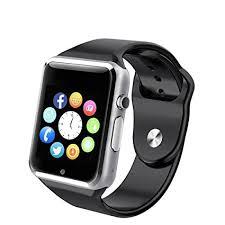 amazon best cell phone deals gsm black friday unlocked amazon com fatmoon smart watch phone bluetooth unlocked watch