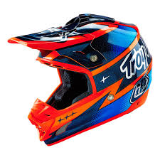 custom motocross helmet troy lee designs se3 helmet product spotlight motocross mtb