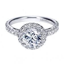 vintage halo engagement rings halo engagement ring setting er8270w44jj