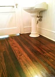 Bona Wax Hardwood Floors Bona Traffic Waterborne Hardwood Floor Finish Satin Black Hardwood
