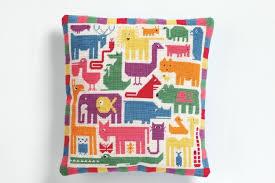 rainbow zoo needlepoint kit 75 needlepoint ideas for nursery