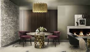 Dining Room Interior Design With Modern Dining Tables - Modern dining room
