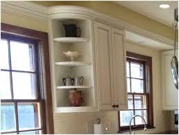 kitchen corner shelf home design styles