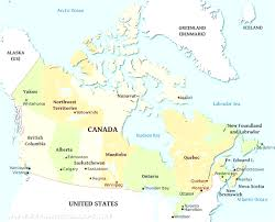 Map Of Alaska And Canada by Road Map Of Canada And Canadian Maps Cool Map Od Canada