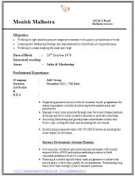 Best Resume Format For Experienced by Sample Template Example Of Awesome Resume Format With Work