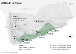 Map Of Yemen How Saudi Arabia U0027s War In Yemen Has Made Al Qaeda Stronger And Richer