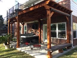 austin decks pergolas covered patios porches more archadeck