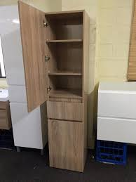 Kitchen Cabinet Doors Replacement Bathroom Cabinets Timber Wood Grain Veneer Bathroom Cabinet