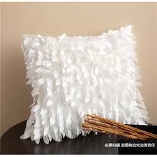 taie d oreiller pour canapé livraison gratuite gros feuilles taie d oreiller pour canapé