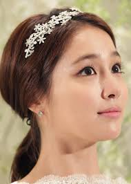 korean headband 50 korean hairstyles that you can try right now