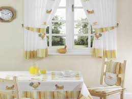 French Kitchen Curtains by Kitchen Modern Kitchen Curtains And 15 White Curtains That Adorn