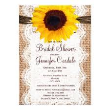 bridal invitations burlap bridal shower invitations announcements zazzle